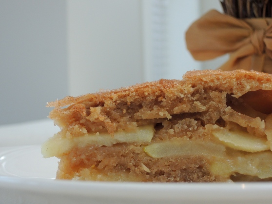 Apple Pie Cake